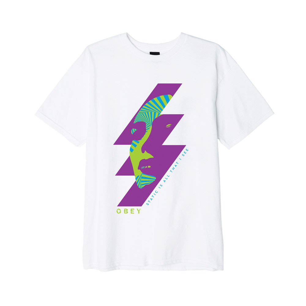 Obey-Static-Future-Tee-White