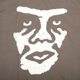 obey the creeper tee dusty iron