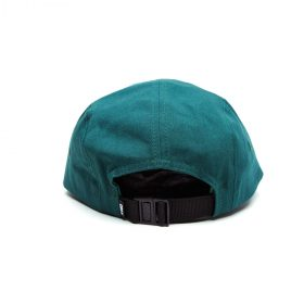 Obey-Union-5-Panel-Hat-Dark-Teal