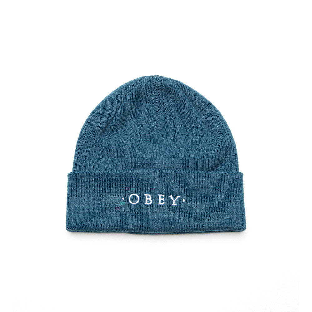 Obey-Union-Beanie-Pine