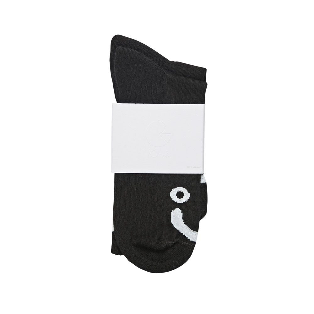 Polar-HAPPY-SAD-SOCKS-BLACK-1