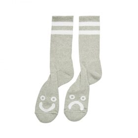 Polar-HAPPY-SAD-SOCKS-HEATHER-GREY-1