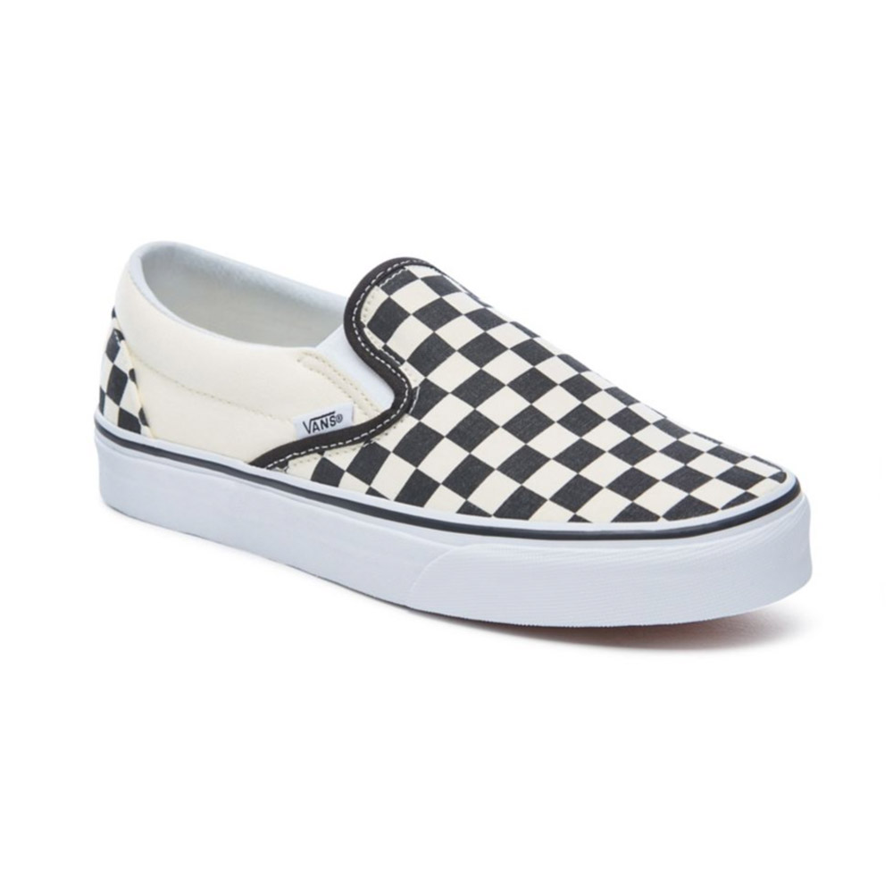 Vans-Checker