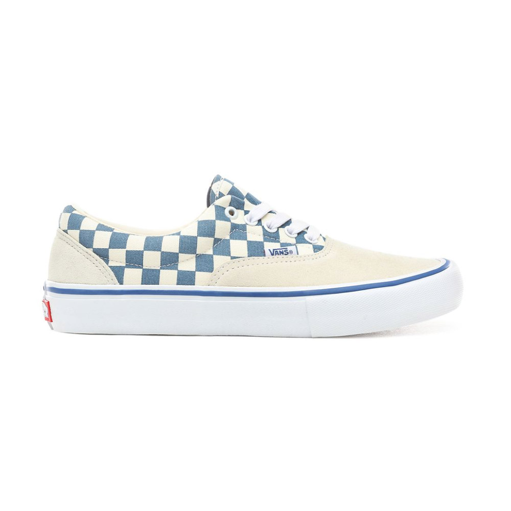 Vans Era Pro Blue Checker  71d5bcac82