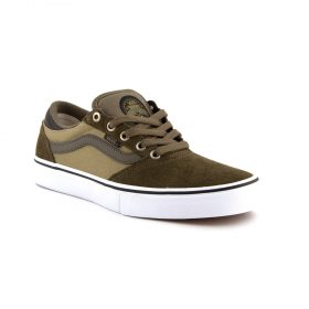 vans gilber crockett green
