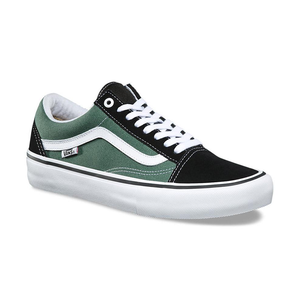 Vans-Old-Skool-Pro-Black-Duck-Green-