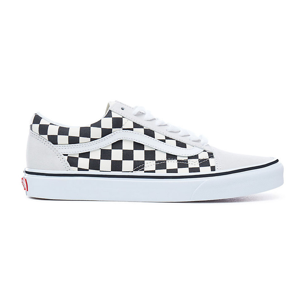 Vans-Old-skool-Checker-White-Black