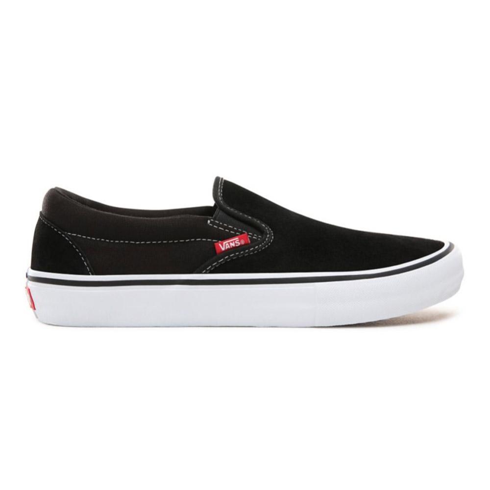 Vans-Slip-on-Pro-Black-White-