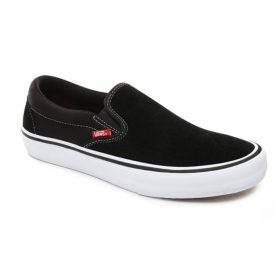 Vans-Slip-on-Pro-Black-White-