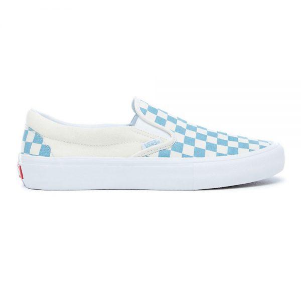 Vans-Slip-on-Pro-(Checkerboard)-Adriatic
