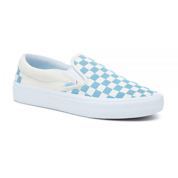 Vans-Slip-on-Pro-(Checkerboard)-Adriatic