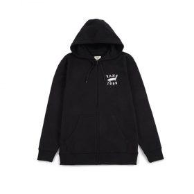 Vans Stitched Zip Hood Black