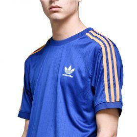 Adidas Clima Club Jersey Royal Yellow