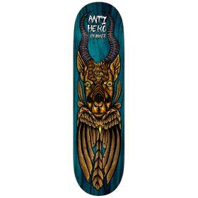 Anti Hero Pfanner Totem Skateboard Deck 8.25