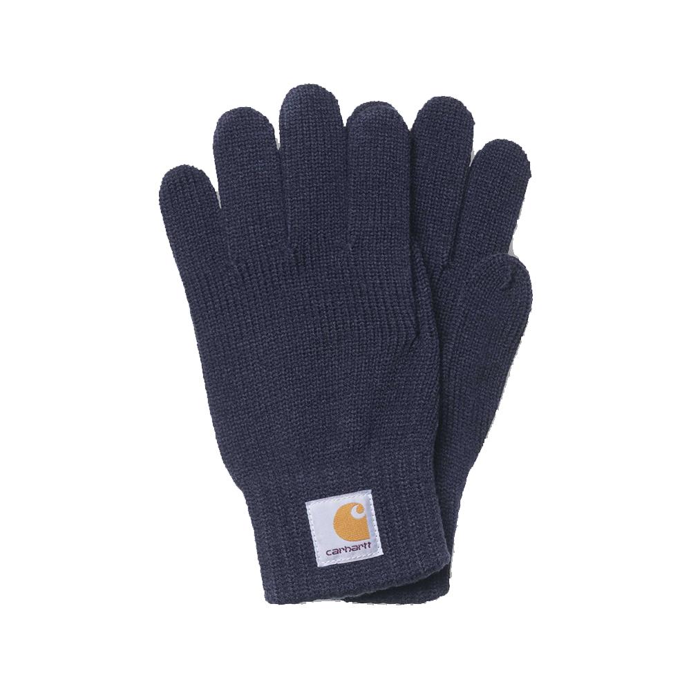 carhartt watch-gloves-dark-navy
