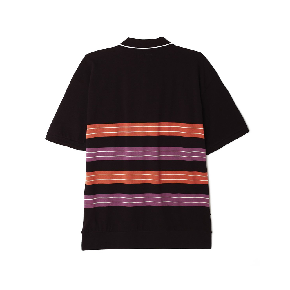 Now in stock Obey Casa Polo SS Tee Obey Casa Polo SS REGULAR FIT. RIBBED CUFF PIQUE POLO STYLE SHIRT. 100% COTTON SKU: 131090051 Nu op voorraad de Obey Casa Polo SS Tee Obey Casa Polo SS Normale pasvorm Geribde afwerking in polo style 100% katoen SKU: 131090051