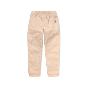 Now in stock the Carhartt WIP Lawton Pant. The Carhartt WIP Lawton Pant is the perfect pants for a relaxed fit. This piece features a low crotch and has a straight trouser leg fit. These trousers has an elastic waistband with cord to give a variabel size. Made of a lycra stretch fabric for flexibility. I026517_G1_GD 98/2% Cotton/Lycra® 'Vestal' Stretch Twill, 9 oz relaxed straight fit, low crotch drawcord and elastic in waistband personalized waistband tape bartack stitching at vital stress points square label Nu op voorraad de Carhartt WIP Lawton Pant. De Carhartt wip Lawton broek is de perfecte broek voor een relaxte pasvorm. Dit stuk is uitgerust met een lagere kruis en heeft rechte broekspijpen. Deze broek heeft een elastische tailleband met koord wat de maat een variabele vorm geeft. Gemaakt van een lycra verwerkte stof voor een lichte stretch en flexibiliteit I026517_G1_GD 98% katoen 2% Lycra® 'Vestal' Stretch Twill, 9 oz lossere rechte pasvorm met lagere kruis trektouw met elastische tailleband gepersonaliseerd gevoel door tailleband bartack stiksel op cruciale punten voor duurzaamheid blok label