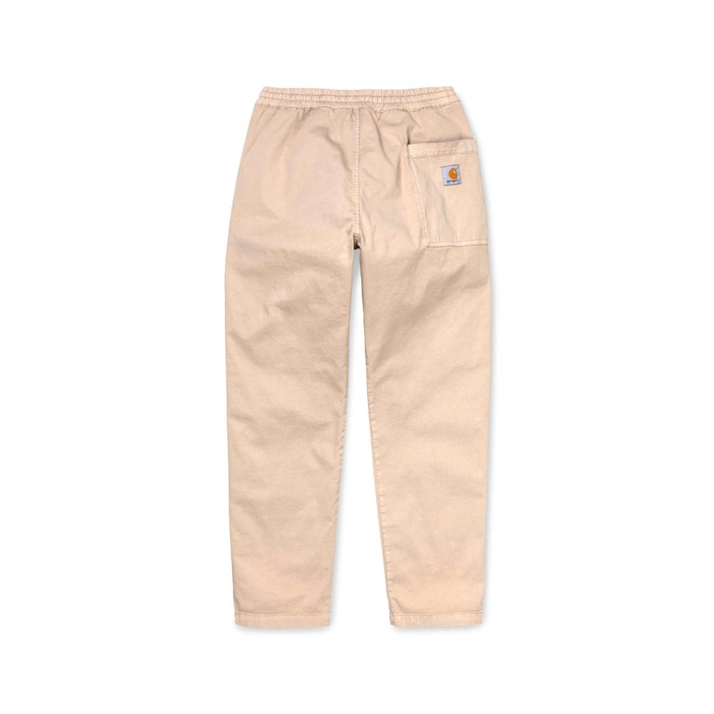 Now in stock theCarhartt WIP Lawton Pant. The Carhartt WIP Lawton Pant is the perfect pants for a relaxed fit. This piece features a low crotch and has a straight trouser leg fit. These trousers has an elastic waistband with cord to give a variabel size. Made of a lycra stretch fabric for flexibility. I026517_G1_GD 98/2% Cotton/Lycra® 'Vestal' Stretch Twill, 9 oz relaxed straight fit, low crotch drawcord and elastic in waistband personalized waistband tape bartack stitching at vital stress points square label Nu op voorraad de Carhartt WIP Lawton Pant. De Carhartt wip Lawton broek is de perfecte broek voor een relaxte pasvorm. Dit stuk is uitgerust met een lagere kruis en heeft rechte broekspijpen. Deze broek heeft een elastische tailleband met koord wat de maat een variabele vorm geeft. Gemaakt van een lycra verwerkte stof voor een lichte stretch en flexibiliteit I026517_G1_GD 98% katoen 2% Lycra® 'Vestal' Stretch Twill, 9 oz lossere rechte pasvorm met lagere kruis trektouw met elastische tailleband gepersonaliseerd gevoel door tailleband bartack stiksel op cruciale punten voor duurzaamheid blok label