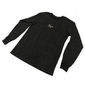 Fier Long Sleeve Tee Logo Embroidery