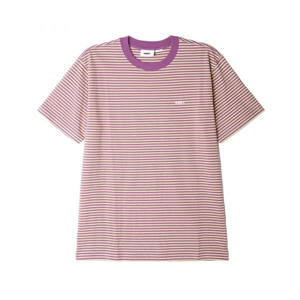Now in Stock Obey Ideals Organic Stripe Tee Purple Op zoek naar Obey Ideals Organic Stripe short sleeve Tee Purple nitro? ORGANIC YARN DYE JERSEY SS TEE WITH EMBROIDERY. 100% ORGANIC COTTON. SKU: 131080280. Obey Ideals Organic Stripe Tee Purple for warmth and comfort If ordered now it will be at your door at high speed by fast shipping. Want to find fitting apparel? See Apparel by Obey to find our matching items. In addition cross combine it in our web shop with Shoes, Apparel, Headwear, Specials, Hardware and Accessoires. More Obey info at Wiki or at the online headquarters at Obey. Looking for skateboard clothes, clothing, skate, urban or street wear? Our Fier skate shop stock holds some of the finest items of different brands like Obey, HUF, Carhartt WIP, Nike SB Orange Label, Vans and more. If it's for a fashion statement, daily use or even for the casual neat look and you will find something you will like. However, take your time and browse through our web shop in the categories like jackets, jeans, sweaters and shirt. In search for the one and only Fier hooded sweater? Our own home brand merchandise is also available in store and web shop. Besides the comfy hoody we also have Fier shirts, decks, fanny packs, socks and more Fier items in stock. Searching for Grail or hype purchases? These special items are only available via online raffle and special events. On our social media channels like Instagram we will host these in order for you to cop. So follow us on insta and like our fb page to stay up to date for these items. Whether it is a shock drop, quick strike QS or a very special Nike SB Dunk Pro release. Beware, we have noticed there are multiple accounts pretending to be us. In other words, Fier Skateshop is our only account! Don't forget to check out the sale page for lost pearls with outlet low prizes. New to the world of skateboarding? If you want to start skateboarding and find it hard to choose your first set up. You can always walk in so we can give you personal advice for your first set of choices. In the hardware section you will find lots of items to meet your needs. For instance, if you are looking for a starter package then a complete will be your first pick. Not only for the price range but also for de decency in parts. Besides this we have compound packs what makes you able to choose your own deck. If you are a proud owner of a skateboard and want to upgrade parts. Check out the trucks and wheels. In these section you will find some of the best parts. For example Bones Reds bearings for speed and precision. For parts we have got leading brands like: Independent Trucks Thunder Trucks Spitfire Wheels Bones Wheels In the deck section you will find brands like: Anti-Hero Doom Sayers Pizza Skateboards Polar Real Sk8mafia In short, for almost every need we have an item. About Fier Skate shop Fier skateboard shop is based in Dordrecht since 2012 and is the number one skateboard shop in the region 078 for shoes, clothing, hardware, service and a big smile when it comes to skateboarding. Make sure to follow us on our Fier social media channels like Instagram and Facebook to make sure you are up to date with new products and specials. Still haven't found what you have been looking for? This and more info can be found by contacting us by mail info@fierskateshop.nl, Phone +31788443686 or via WhatsApp +31683042121 on Tuesday, Wednesday, Thursday from 10.00 till 17.00. And otherwise you will find us at Voorstraat 222, 3311ET in Dordrecht. Pandemic circumstances Due Covid-19 shopping is very limited. However, within the measures provided. We are capable to let you shop safe. You can make an appointment right here. Besides this, the option to click and collect is also available at web shop checkout. If the placed order has a delivery address nearby we will bring it personally. In conclusion, restraint or not we are able to provide the service you know us for.