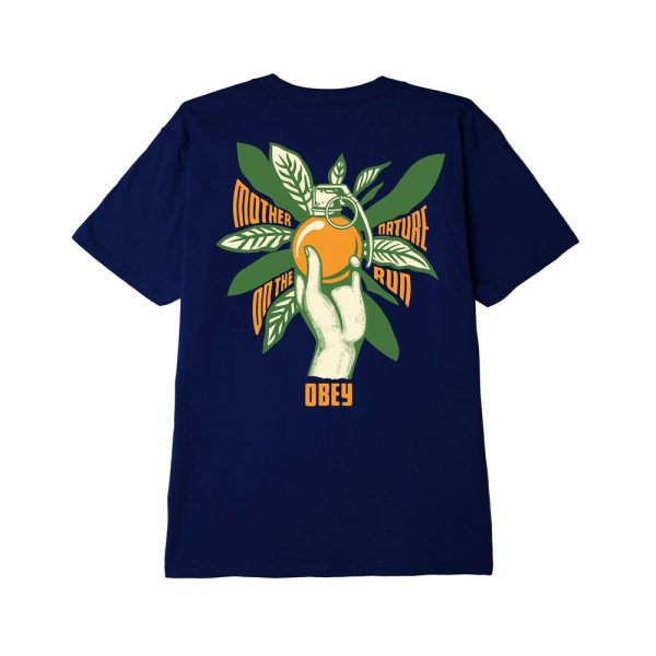 Now in Stock Obey Mother Nature On the Run Navy Op zoek naar Obey Mother Nature On the Run Short Sleeve Tee Navy? Grijze hoody met gekleurde borduursel op de borst REGULAR FIT CLASSIC TEE WITH SET IN COLLAR AND DOUBLE NEEDLE SLEEVE AND BOTTOM HEM. 100% COTTON. SKU:165262648 Obey Mother Nature On the Run Navy for style, warmth and comfort If ordered now it will be at your door at high speed by fast shipping. Want to find fitting apparel? See Apparel by Obeyto find our matching items. In addition cross combine it in our web shop with Shoes, Apparel, Headwear, Specials, Hardware and Accessoires. More Obey info at Wiki or at the online headquarters at Obey. Looking for skateboard clothes, clothing, skate, urban or street wear? Our Fier skate shop stock holds some of the finest items of different brands like Obey, HUF, Carhartt WIP, Nike SB Orange Label, Vans and more. If it's for a fashion statement, daily use or even for the casual neat look and you will find something you will like. However, take your time and browse through our web shop in the categories like jackets, jeans, sweaters and shirt. In search for the one and only Fier hooded sweater? Our own home brand merchandise is also available in store and web shop. Besides the comfy hoody we also have Fier shirts, decks, fanny packs, socks and more Fier items in stock. Searching for Grail or hype purchases? These special items are only available via online raffle and special events. On our social media channels like Instagram we will host these in order for you to cop. So follow us on insta and like our fb page to stay up to date for these items. Whether it is a shock drop, quick strike QS or a very special Nike SB Dunk Pro release. Beware, we have noticed there are multiple accounts pretending to be us. In other words, Fier Skateshop is our only account! Don't forget to check out the sale page for lost pearls with outlet low prizes. New to the world of skateboarding? If you want to start skateboarding and find it h