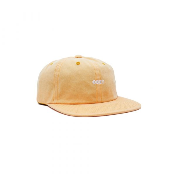 Now in Stock Obey Pigment 6 Panel Strapback Hat Guava Op zoek naar Obey Pigment 6 Panel Strapback Hat Guava? 6 PANEL STRAPBACK W/ OBEY EMBROIDERY. 100% COTTON. SKU: 100580274. Obey Pigment 6 Panel Strapback Hat Guava for warmth and comfort If ordered now it will be at your door at high speed by fast shipping. Want to find fitting apparel? See Apparel by Obeyto find our matching items. In addition cross combine it in our web shop with Shoes, Apparel, Headwear, Specials, Hardware and Accessoires. More Obey info at Wiki or at the online headquarters at Obey. Looking for skateboard clothes, clothing, skate, urban or street wear? Our Fier skate shop stock holds some of the finest items of different brands like Obey, HUF, Carhartt WIP, Nike SB Orange Label, Vans and more. If it's for a fashion statement, daily use or even for the casual neat look and you will find something you will like. However, take your time and browse through our web shop in the categories like jackets, jeans, sweaters and shirt. In search for the one and only Fier hooded sweater? Our own home brand merchandise is also available in store and web shop. Besides the comfy hoody we also have Fier shirts, decks, fanny packs, socks and more Fier items in stock. Searching for Grail or hype purchases? These special items are only available via online raffle and special events. On our social media channels like Instagram we will host these in order for you to cop. So follow us on insta and like our fb page to stay up to date for these items. Whether it is a shock drop, quick strike QS or a very special Nike SB Dunk Pro release. Beware, we have noticed there are multiple accounts pretending to be us. In other words, Fier Skateshop is our only account! Don't forget to check out the sale page for lost pearls with outlet low prizes. New to the world of skateboarding? If you want to start skateboarding and find it hard to choose your first set up. You can always walk in so we can give you personal advice for your 